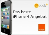 u:book Aktion von Orange