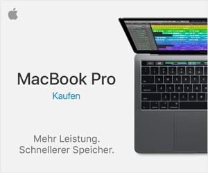 MacBook Pro kaufen. Mehr Leistung. Schnellerer Speicher.