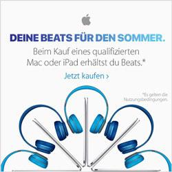 Deine Beats für den Sommer.